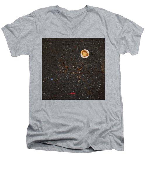 Jewel Of The Night Men's V-Neck T-Shirt