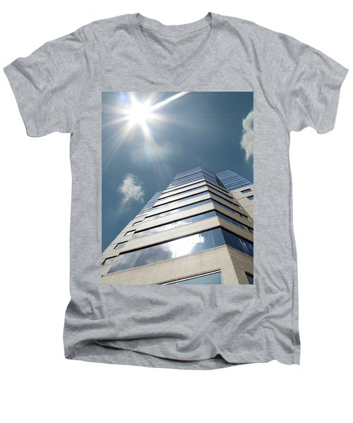 Jewish Hospital-louisville Ky Men's V-Neck T-Shirt