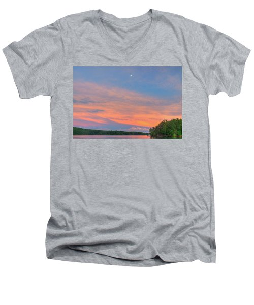 Jocassee 5 Men's V-Neck T-Shirt