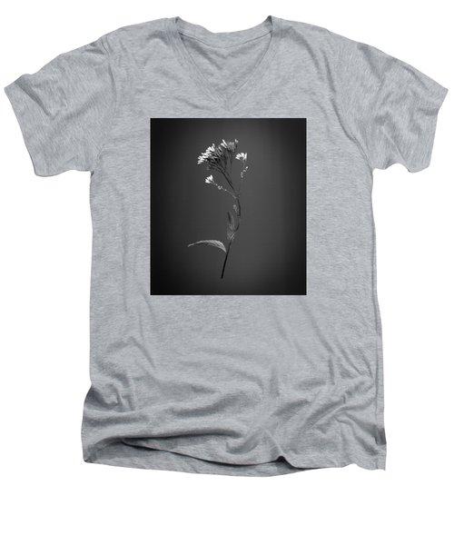 Joe Pye 1 Men's V-Neck T-Shirt by Simone Ochrym