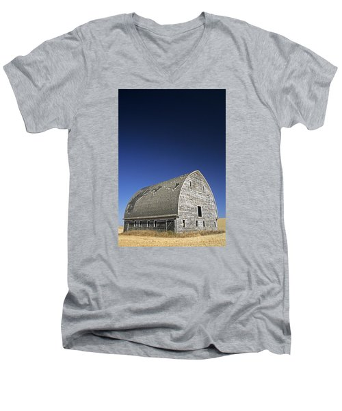 Johnson Road Barn Men's V-Neck T-Shirt