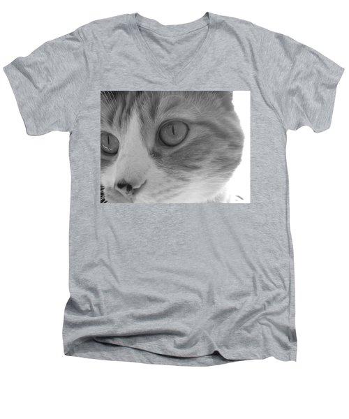 Jordi Girl Men's V-Neck T-Shirt