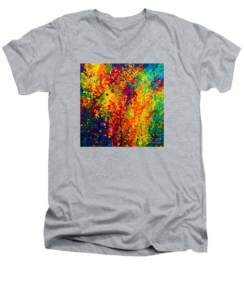 Joseph's Coat Trees Men's V-Neck T-Shirt