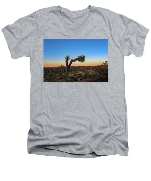 Joshua Tree Men's V-Neck T-Shirt