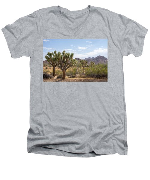Joshua Tree National Park Men's V-Neck T-Shirt