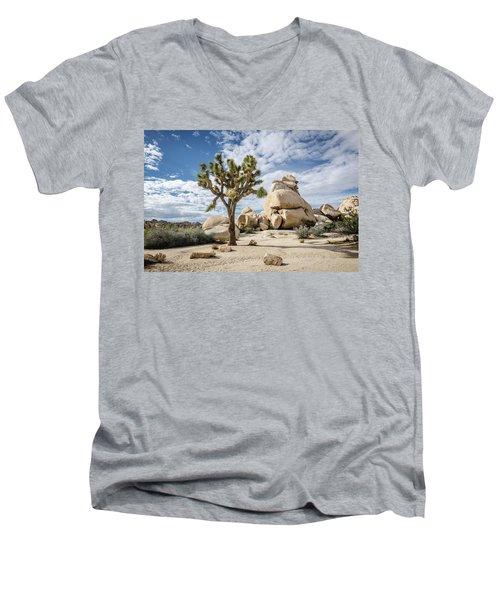 Joshua Tree No.2 Men's V-Neck T-Shirt