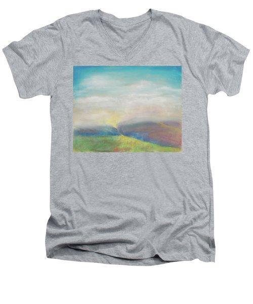 Journey Of Hope Men's V-Neck T-Shirt