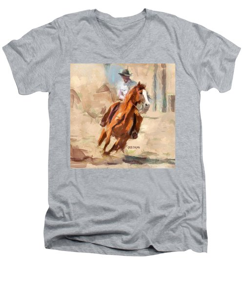 Joy Ride Men's V-Neck T-Shirt
