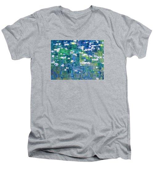 JOY Men's V-Neck T-Shirt