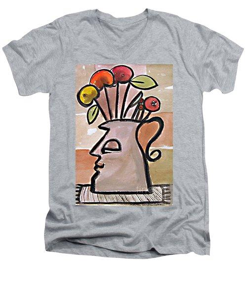 Jug Face Men's V-Neck T-Shirt