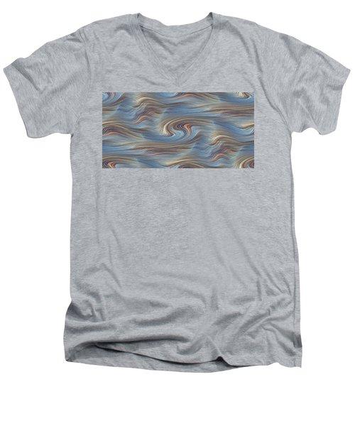 Jupiter Wind Men's V-Neck T-Shirt
