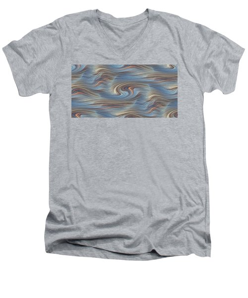 Jupiter Wind Men's V-Neck T-Shirt