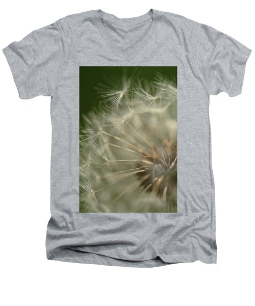 Just A Weed Men's V-Neck T-Shirt