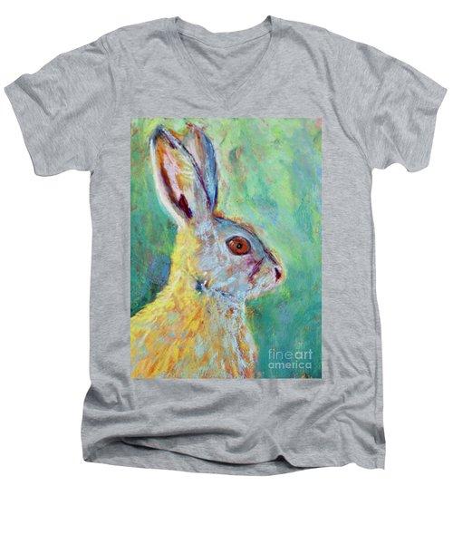 Just Ahare Men's V-Neck T-Shirt