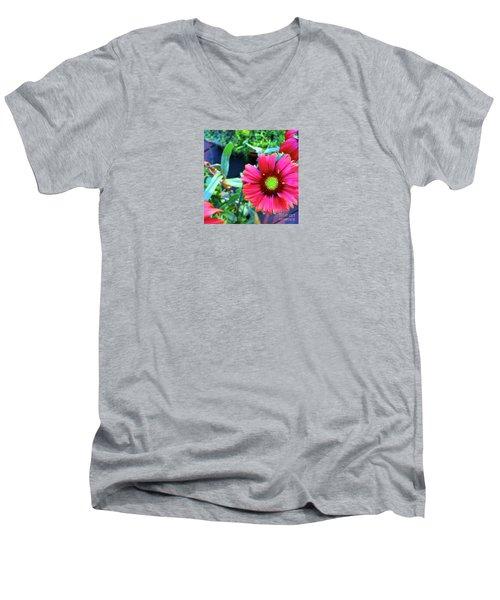 Just Brilliant Men's V-Neck T-Shirt