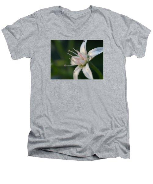 Just One Men's V-Neck T-Shirt