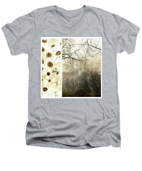 Juxtae #17 Men's V-Neck T-Shirt