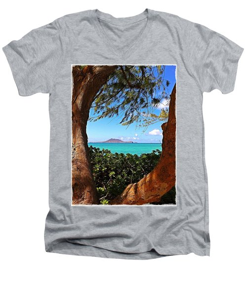 Kailua Men's V-Neck T-Shirt