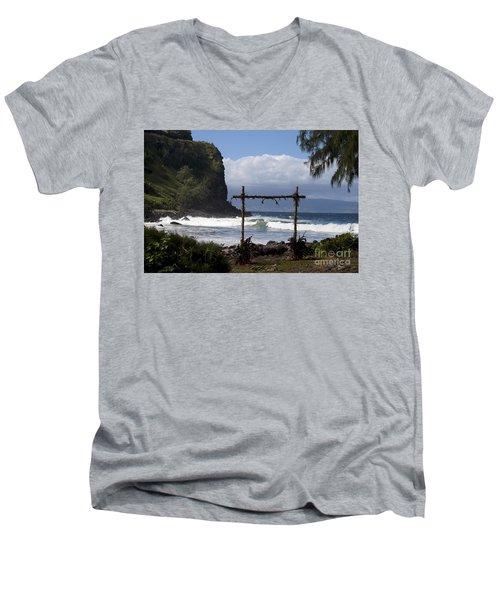 Kapalua Bay Men's V-Neck T-Shirt
