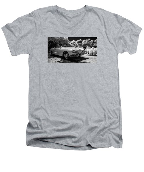 Karmann Ghia Men's V-Neck T-Shirt