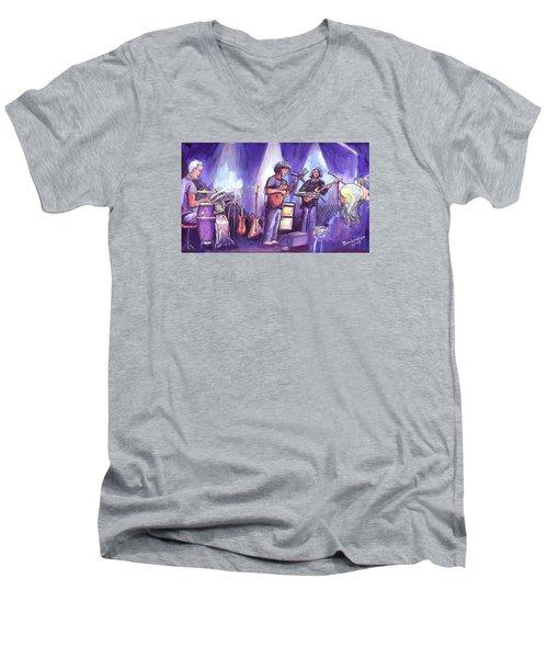 Keller And His Compadres Men's V-Neck T-Shirt