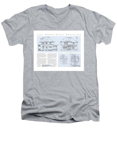 Keppeler Men's V-Neck T-Shirt