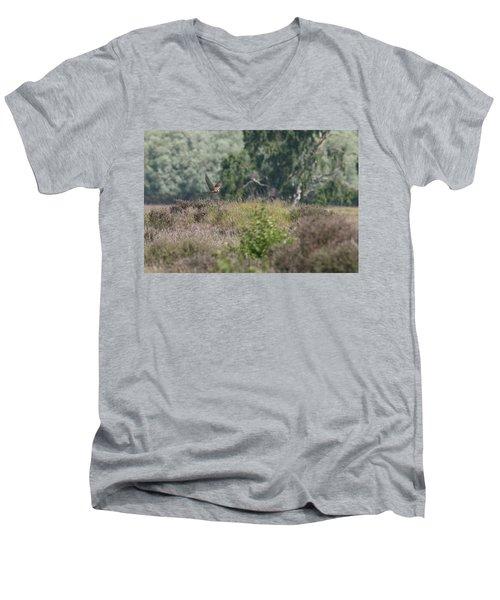 Kestrel Men's V-Neck T-Shirt