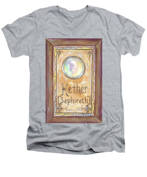 Kether Men's V-Neck T-Shirt