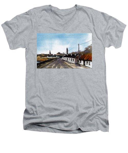 Killala Village Mayo Men's V-Neck T-Shirt