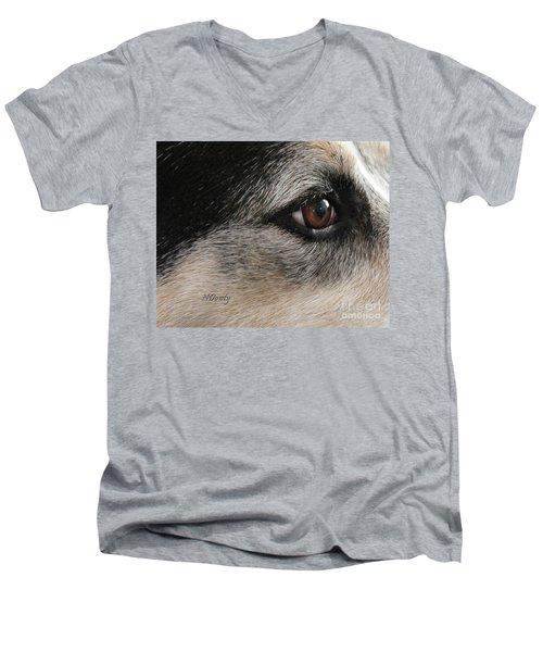Kind Sight Men's V-Neck T-Shirt