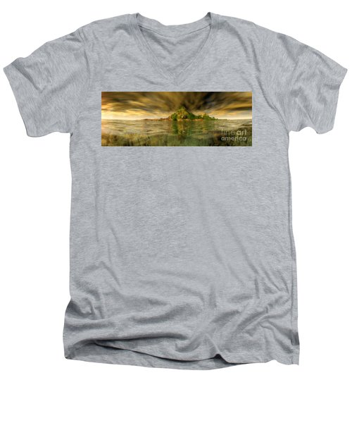 King Kongs Island Men's V-Neck T-Shirt