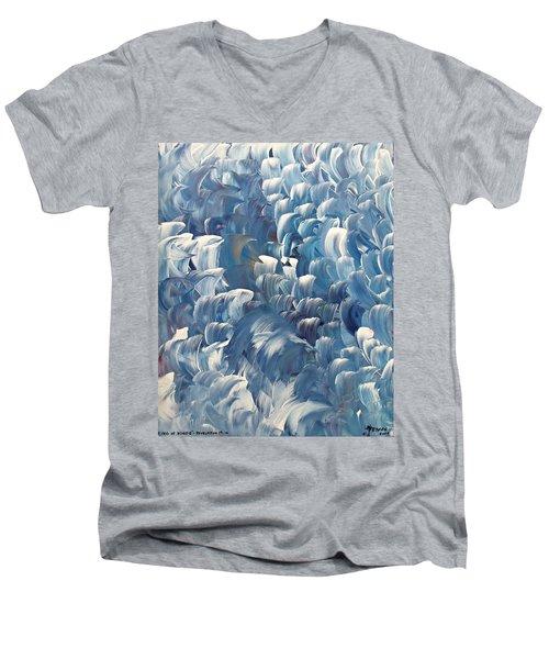 King Of Kings Men's V-Neck T-Shirt