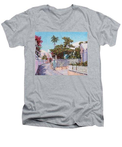 King Street 1 Men's V-Neck T-Shirt