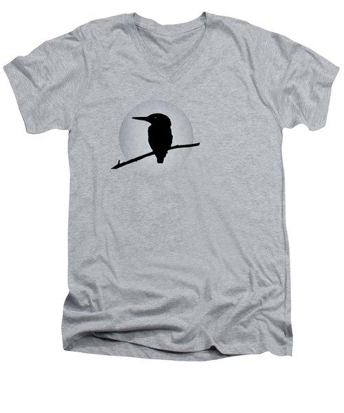 Kingfisher Men's V-Neck T-Shirt