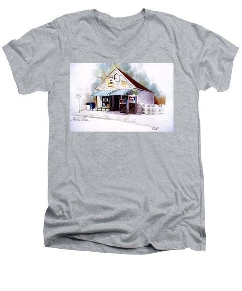 King's Ice Cream Men's V-Neck T-Shirt