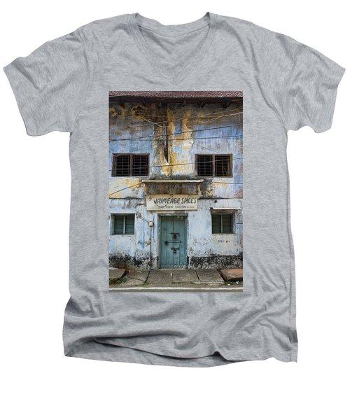 Kochi Spices Men's V-Neck T-Shirt