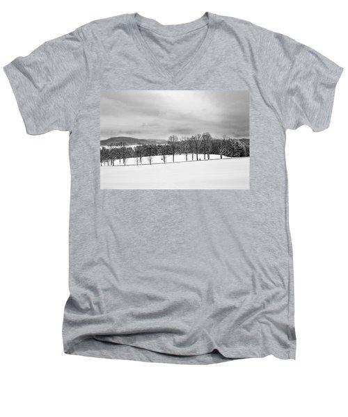 Kripalu Men's V-Neck T-Shirt