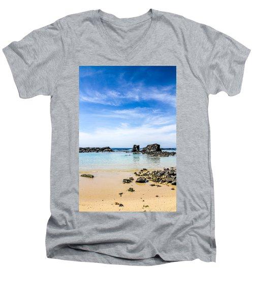 Kukio Men's V-Neck T-Shirt
