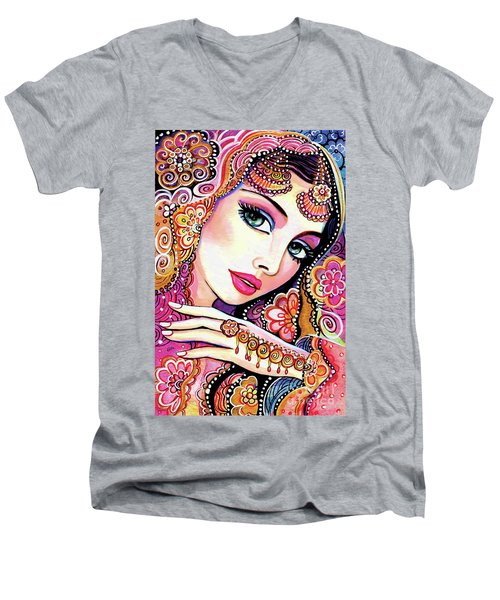 Kumari Men's V-Neck T-Shirt