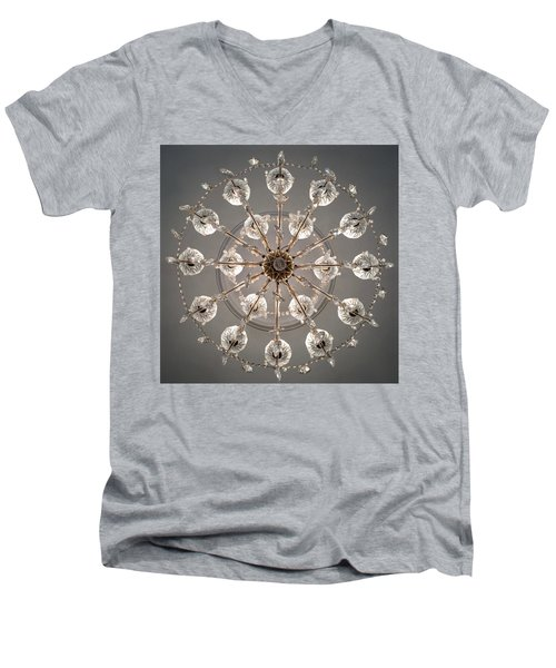 Kuzino Palace Men's V-Neck T-Shirt
