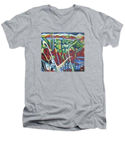 Kwala Zulu Men's V-Neck T-Shirt