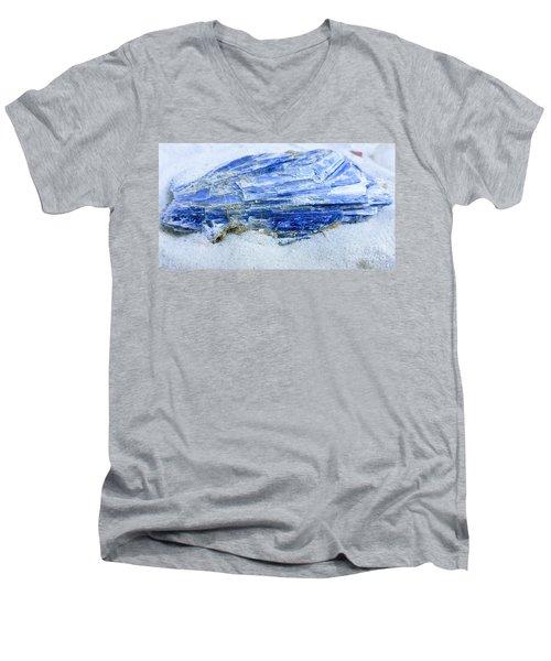 Kyanite Men's V-Neck T-Shirt