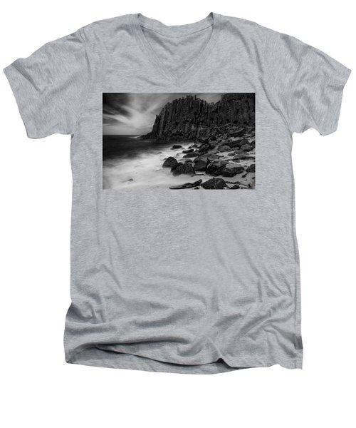 Kyotango Men's V-Neck T-Shirt