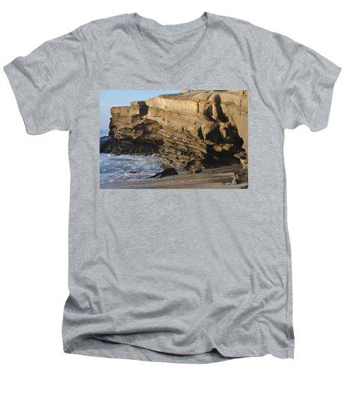 La Jolla Cove Men's V-Neck T-Shirt