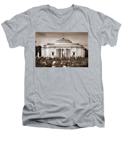 Lady Lever Art Gallery Men's V-Neck T-Shirt