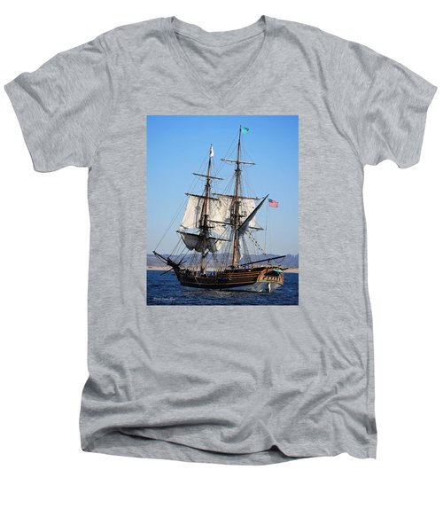 Lady Washington I Men's V-Neck T-Shirt