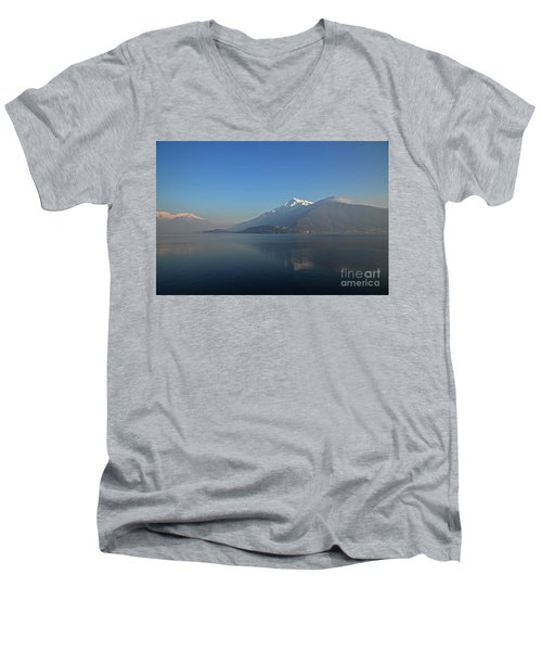 Lake Como Men's V-Neck T-Shirt