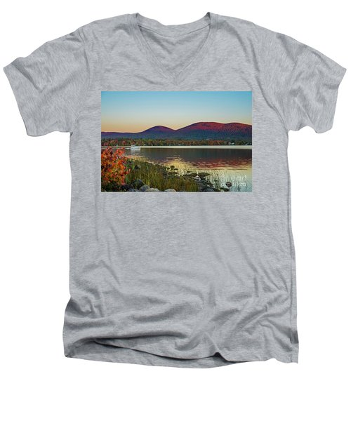 Lake Cruise Men's V-Neck T-Shirt