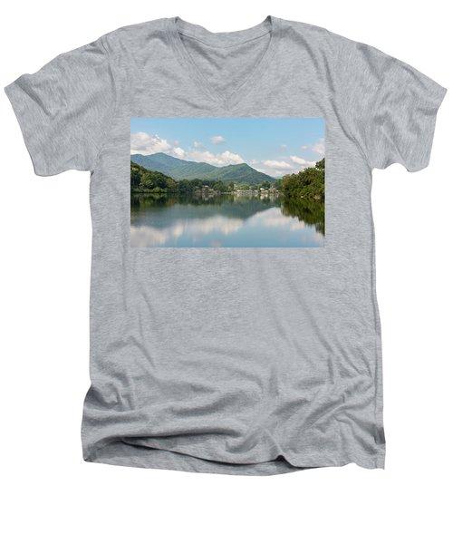 Lake Junaluska #1 - September 9 2016 Men's V-Neck T-Shirt