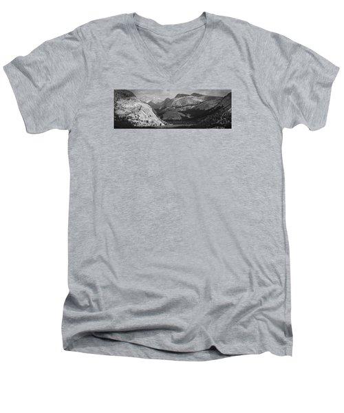 Lake Tenaya Men's V-Neck T-Shirt